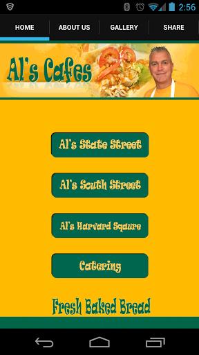 Al's Cafes