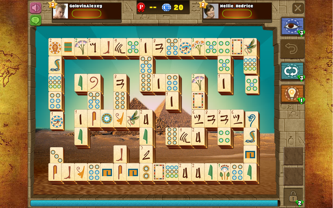 Mahjong Duel