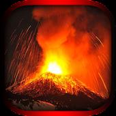 Volcano 3D Live Wallpaper
