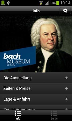 BachMuseum Gebärdensprache