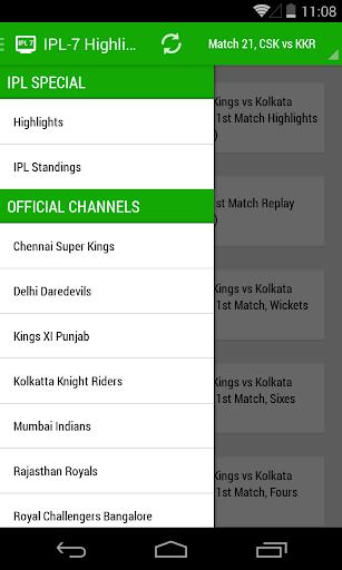 IPL 7 : Highlights