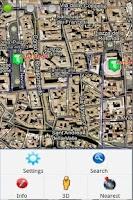 Screenshot of Rome Tourist Tablet