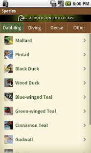 DU Waterfowler's Journal- screenshot thumbnail