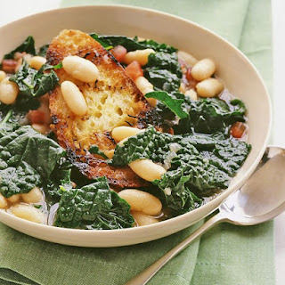Cavolo Nero and Cannellini Bean Soup