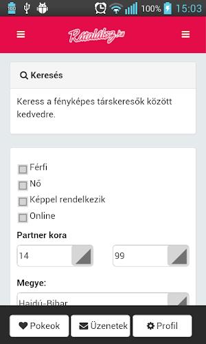 Ingyenes társkereső APK Android Download