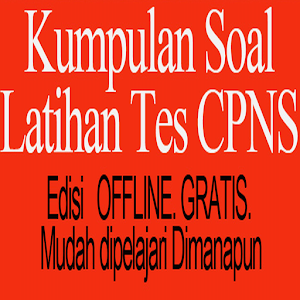 Download Kumpulan Soal Tes Cpns Apk To Pc Download Android Apk Games Amp Apps To Pc