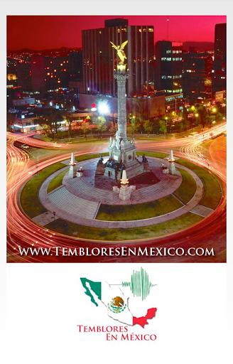 Temblores en México