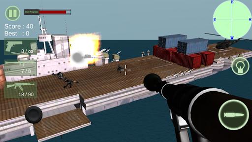 Attack Gunship:Army Commando