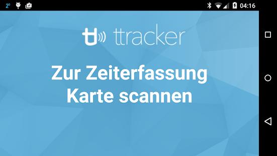 Ttracker - náhled