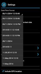Camera Timestamp v2.15