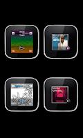 Screenshot of Music Player for SmartWatch 2