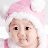 Cute little Baby Wallpaper 5