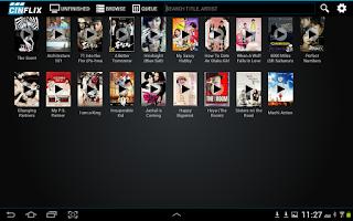 Screenshot of Cinflix Watch Asian  Movies