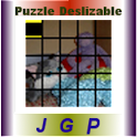 Puzzle deslizable icon