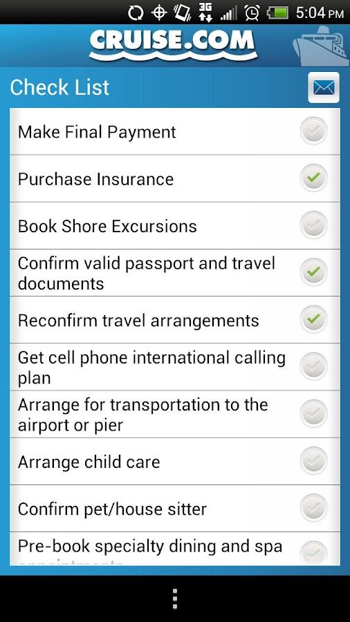 Cruise.com- screenshot
