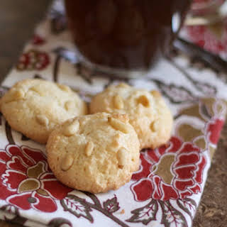 Pine Nut Cookies (Pignoli or Pinon Cookies).