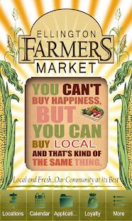 Ellington Farmers' Market- screenshot thumbnail
