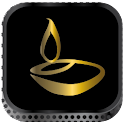 Diwali Deeya (Diya) logo
