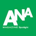 ANA Magazine Spotlight logo