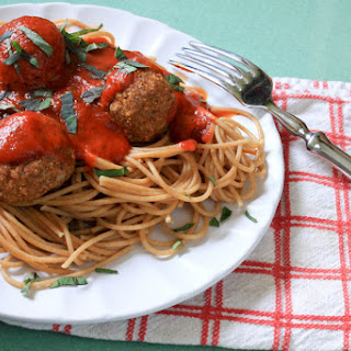 "Vegan ""Meat"" Balls"
