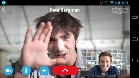 Skype - free IM & video calls Screenshot 24