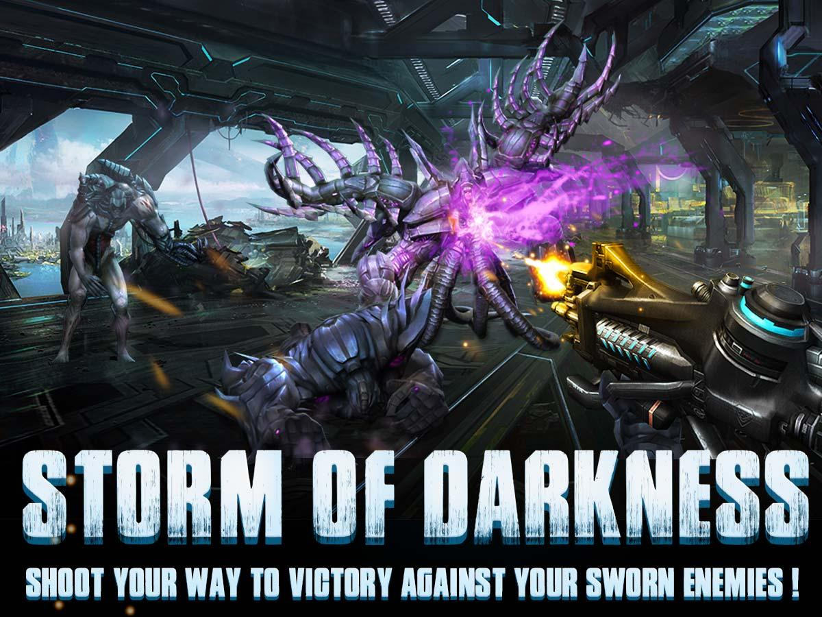 Storm of Darkness- screenshot