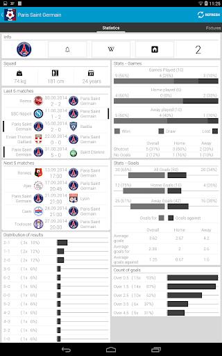 【免費運動App】Francouzský fotbal - Ligue 1-APP點子