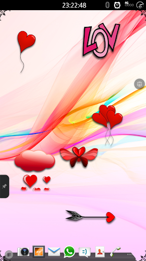 TSF Valentine Pendants