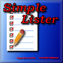 SimpleLister logo