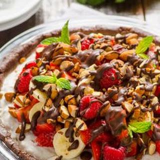 Strawberry Banana Pie Recipes.
