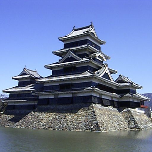 長野県 松本城(JP043) 旅遊 App LOGO-硬是要APP