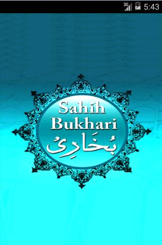 Kitab Shahih Bukhari