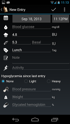 【免費醫療App】Diabetes Diary-APP點子