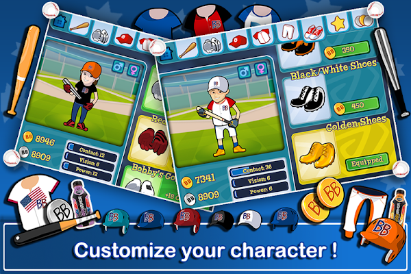 Buster Bash Pro - screenshot