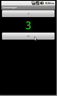 Game Helper- screenshot thumbnail