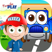 Truck Toddler Kids Games Free