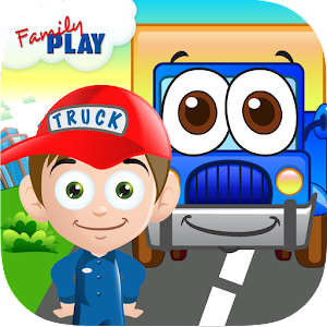 Truck Toddler Kids Games Free for PC and MAC