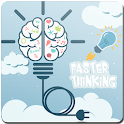 Faster Thinking - Brain Games icon