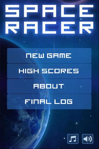 Space Racer - screenshot
