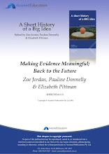 Making Evidence Meaningful; Back to the Future