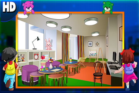 Kindergarten Escape Game - screenshot thumbnail