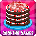Berry Sponge Cooking Games icon