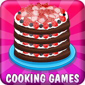 Berry Sponge Cooking Games