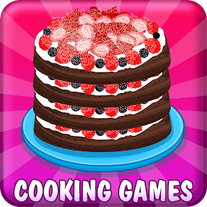 Berry Sponge Cooking Games for PC and MAC