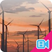 ► Wind Mills Live WallPaper