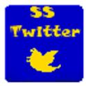 SS Twitter App logo