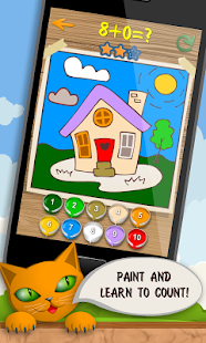 Kids Coloring and Math Free - screenshot thumbnail