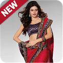 Saree Designs HD Brocade Silk icon
