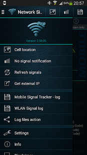 Network Signal Info Pro - screenshot thumbnail