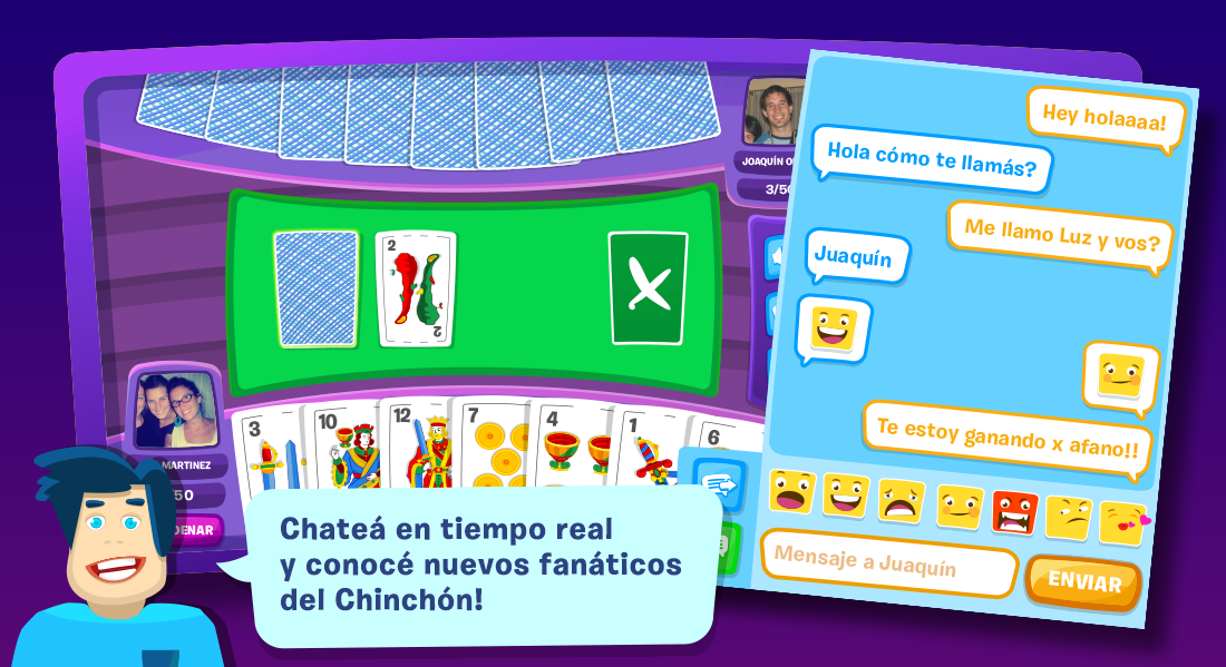 Chinchón Blyts- screenshot
